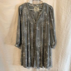Holding Horses Anthropologie Small Pavin Tunic 237